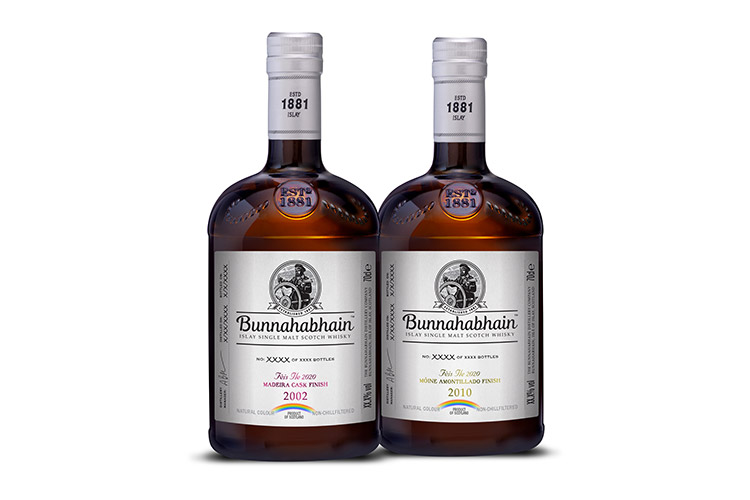 Bunnahabhain launch two new Fèis Ìle festival editions for 2020