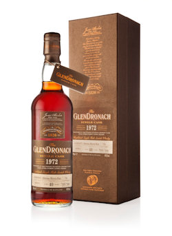 GlenDronach releases 7th batch of single cask bottlings - GlenDronach 1972