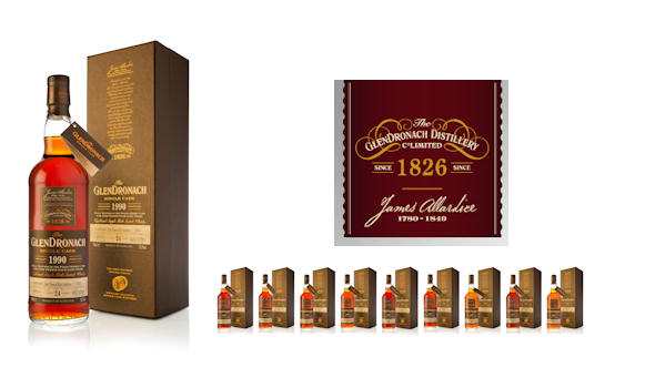 GlenDronach releases Batch 10 of its single cask bottlings | 15th July, 2014