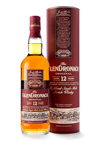 Gold Medal for GlenDronach 12 Year Old - London July 2012