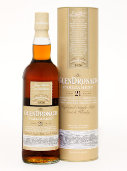 Glendronach Adds New 21 Year-Old Parliament To Core Range - 7th October, 2011