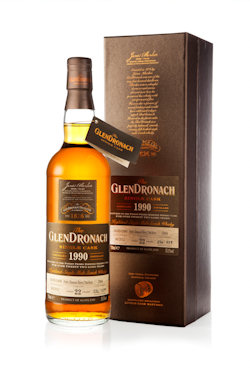 Glendronach 1990 wins top award in scottish field's 2012 whisky challenge