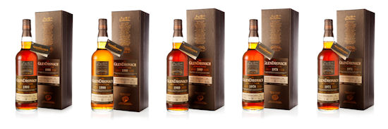 Latest release from the BenRiach Disitllery company