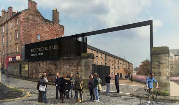 Edinburgh Single Malt Whisky Distillery Gets the Green Light