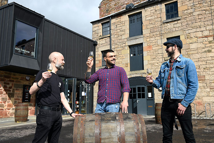 Once Upon A Time In Holyrood: 