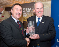 Aberlour gets the consumer vote at Speyside Whisky Awards 29th April, 2010