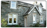 A photo of the Novar Bed and Breakfast in Aberfeldy