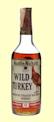 Wild Turkey 8 Year Old - Bottled 1970's