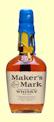 Maker's Mark - Blue / Yellow Wax