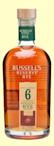 Wild Turkey Russell's Reserve Rye 6 Years American Whiskey