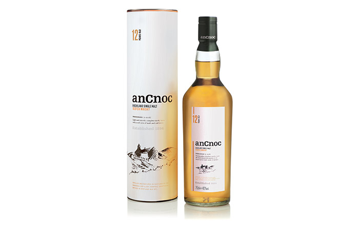 anCnoc 12 Year Old Scotch Whisky, £34.99