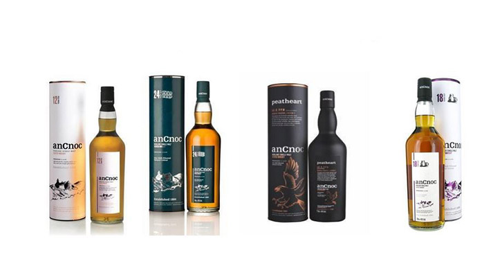 For a not so dry Jan, raise a dram with anCnoc whisky this Burns Night 2019