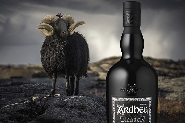 'Blaaack Sheep' Of Islay Rounds Up Fans For Virtual Ardbeg Day