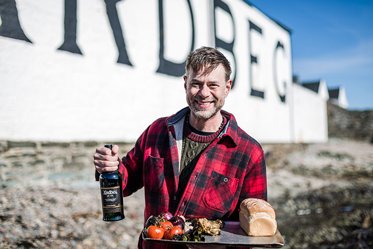 Ardbeg and DJ BBQ Turn Up The Heat This Summer To Launch Ardbeg Smoke Sessions
