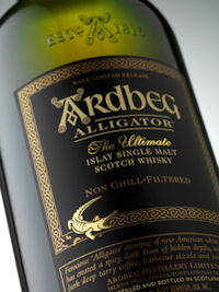 Make it snappy or we'll see you later, urges Ardbeg