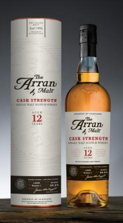 The Arran Malt - 12 Year Old - Cask Strength