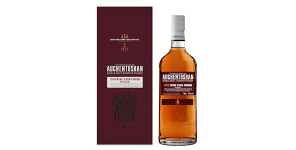 Auchentoshan Single Malt Scotch Whisky Launches the Longest Ever Wine Finish in the Industry | 11th September, 2014