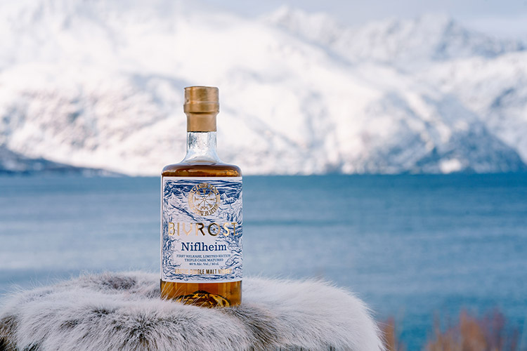 Worlds northernmost Whisky to be released