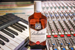 Fans Encouraged To Share Their Favourite Songs With Launch Of Ballantine's Soundtrack Of You Competition - 5th August, 2013