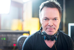 Pete Tong discussing the soundtrack of his life
