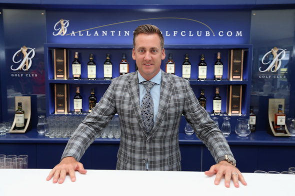 World-Class Golfer Ian Poulter Announced as Founding Captain of Innovative New Ballantine's Online Golf Club 9th July, 2014