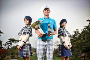 Wiesberger Toasts Maiden Victory With Rare Ballantine's 2012 Championship Blend