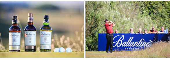 Ballantine's Increases Asian Golf Presence With Sponsorship Of Kolon Korea Open - 25th October, 2014