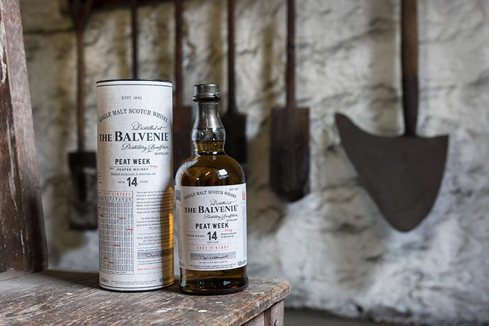 New Peated Single Malt Showcases The Balvenie In Entirely Different Way: 5th September, 2017