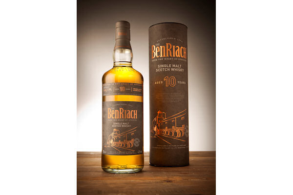 BenRiach Launches 10 Years Old Single Malt :: New core range expression marks a significant milestone for the Elgin distillery :: 8th April, 2015