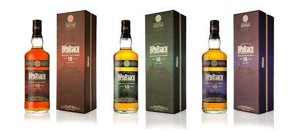 BenRiach Extends Its New Heavily Peated Range With 18 Years Old Latada :: 3rd September, 2015