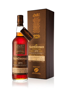 GlenDronach releases (Batch 9) latest batch of its single cask bottlings - 3rd December, 2013