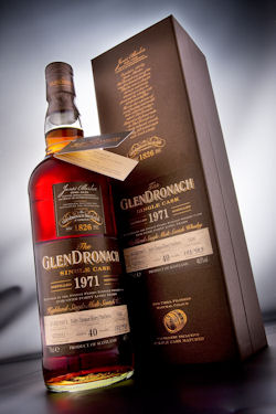 Benriach and Glendronach release new batches of single cask bottlings