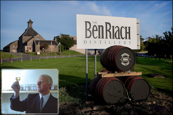 BenRiach: From Sleeping Giant To Shooting Star In Ten Years - 29th April, 2014