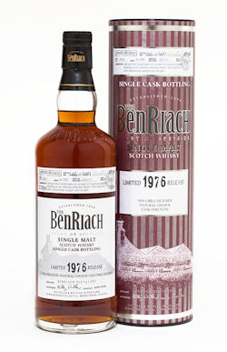 The BenRiach 1976
