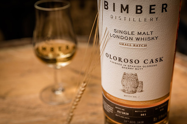 Bimber Releases UK Exclusive Oloroso Sherry Cask Finish Small Batch Single Malt