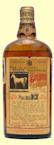 White Horse (HM King) - Flat Spring Cap - Bottled 1930's