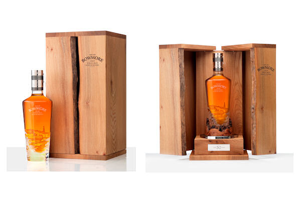 Bowmore Announce Long-Awaited Second Release Of 50 Year Old Expression