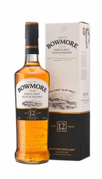 Bowmore 12 Year Old New Packaging