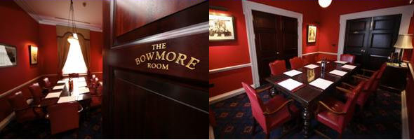 The Bowmore Room