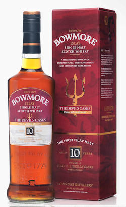 Bowmore® Islay Single Malt Scotch Whisky Launches - The Devil's Casks - 9th September, 2013