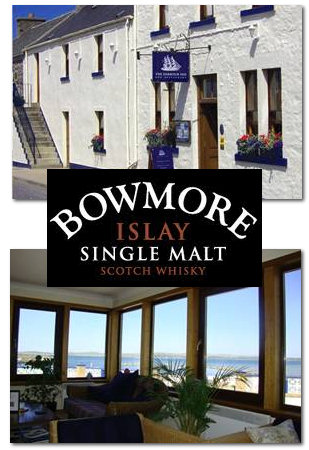 Bowmore Distillery | New owners at the Harbour Inn, Islay | Latest Whisky News | 9th January, 2014