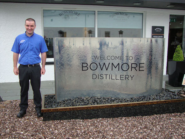 Bowmore Distillery Manager | David Turner | Planet Whiskies Questions and Answers