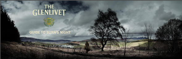 The Glenlivet - Guide to Burn's Night