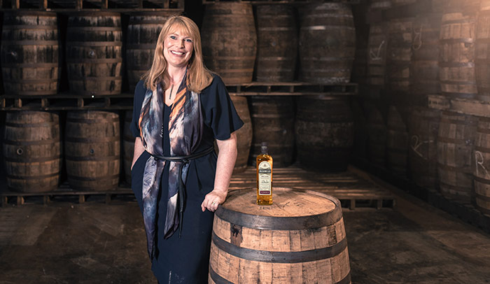 Bushmills Irish Whiskey Master Blender Becomes First Woman Inducted Into Whisky Magazine Hall Of Fame