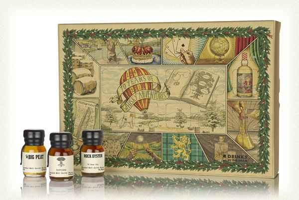 Douglas Laing Whisky Advent Calendar (2017 Edition) 72cl, 47.3%