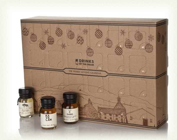 Whisky Advent Calendar 2018