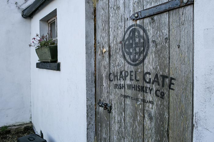 Chapel Gate Irish Whiskey, Co. Clare