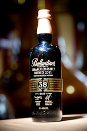 the 2011 Ballantine's Championship Blend