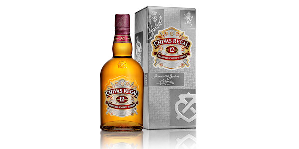 Chivas Regal 12 Year Old Highlights Its Position As A Contemporary Icon With New Packaging :: 9th September, 2015
