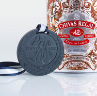 Chivas 12 magnum by Christian Lacroix takes top design prize at prestigious Monaco Luxepack exhibition - 27th November 2009
